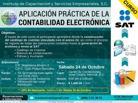 Aplicación práctica de la Contabilidad Electrónica